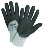 West Chester 715SNFTK Microfoam Air Performance Nitrile Dipped Gloves Size L - 12 pk.